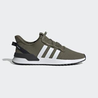 U_Path Run Shoes Green / Ftwr White / Core Black EE7342