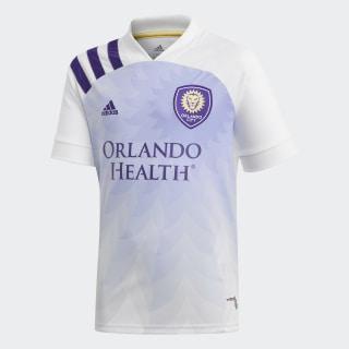 Orlando City Away Jersey White / Regal Purple EH8650