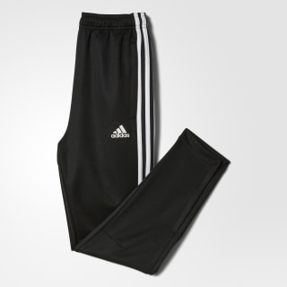 Pants Tiro 3 Franjas BLACK/WHITE BQ2941