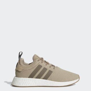 NMD_R2 Shoes Beige / Trace Khaki / Simple Brown / Core Black BY9916
