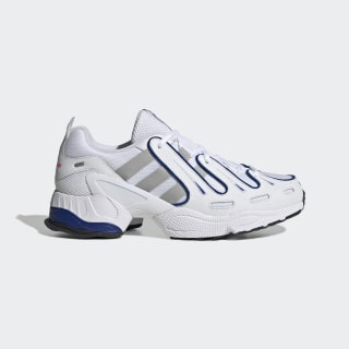 EQT Gazelle Schuh Cloud White / Grey Two / Collegiate Royal EE4806