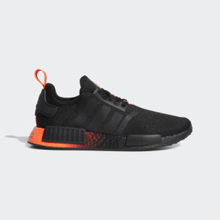 NMD_R1 Star Wars Shoes Core Black / Core Black / Solar Red FW2282