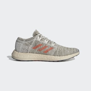 Pureboost Go LTD Shoes Beige / True Orange / Trace Cargo D97424