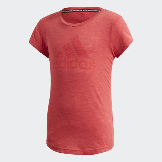 Must Haves T-Shirt Core Pink Mel FL1795