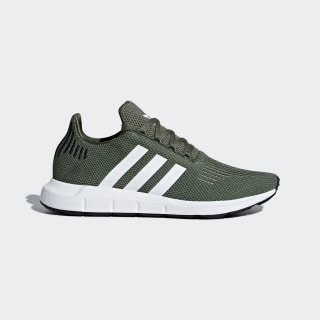 Zapatillas Swift Run BASE GREEN/FTWR WHITE/CORE BLACK AQ0866