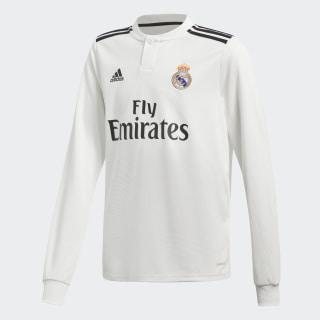 Real Madrid hjemmebanetrøje Core White / Black CG0546