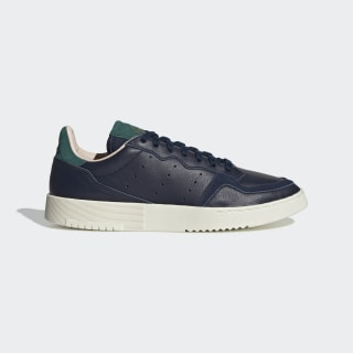 Supercourt Shoes Collegiate Navy / Collegiate Navy / Collegiate Green EE6036