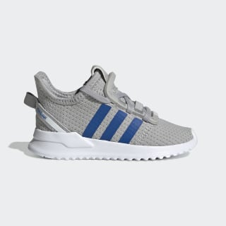 U_Path Run Schuh Grey Two / Blue / Cloud White EE7445