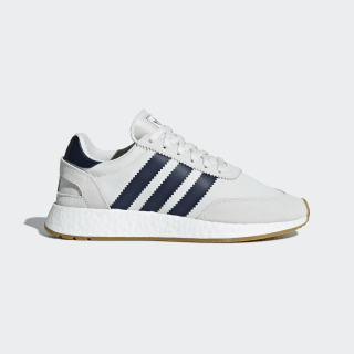 Tenis I-5923 Running White / Collegiate Navy / Gum B37947