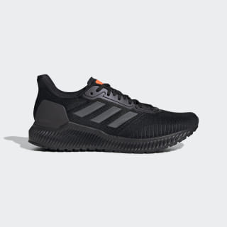 Solar Ride Shoes Core Black / Grey Six / Solar Orange EF1421