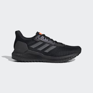 Zapatillas Solar Ride core black/grey six/solar orange EF1421
