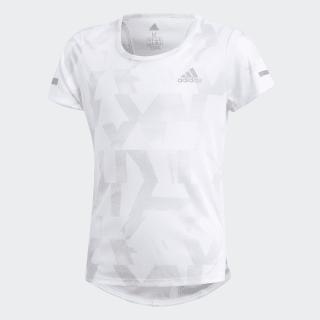 Run T-Shirt White / Grey One / Reflective Silver DV2794
