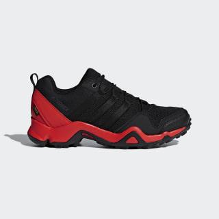 Zapatillas Terrex AX2R GTX CORE BLACK/CORE BLACK/HI-RES RED S18 CM7720