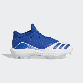 Icon V Bounce TPU Cleats Collegiate Royal / Collegiate Royal / Glow Blue G28309