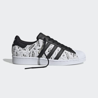 Superstar Schoenen Cloud White / Core Black / Core Black FV2819
