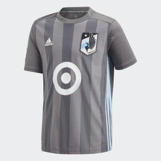 Minnesota United Football Club Home Jersey Grey / Grey / Zenith CE3272