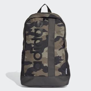 Linear Logo Backpack Black / Black / Black FL3680