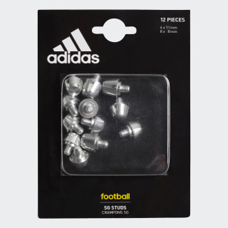 Soft Ground Studs Silver/Multicolor AP1093