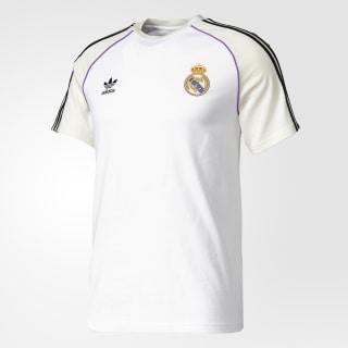 Playera Real Madrid WHITE/OFF WHITE BQ3224
