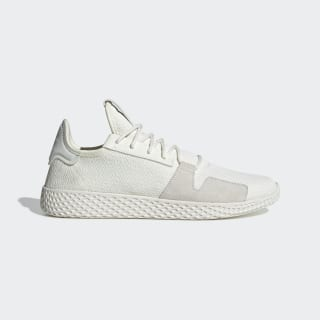 Buty Pharrell Williams Tennis Hu V2 Off White / Off White / Core Black DB3327