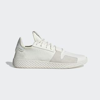 Кроссовки Pharrell Williams Tennis Hu V2 off white / off white / core black DB3327
