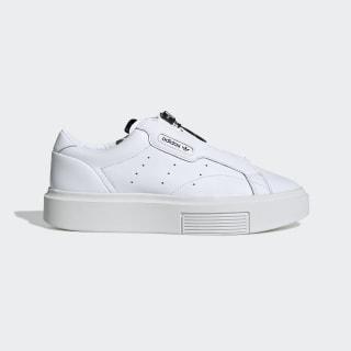 Zapatillas adidas Sleek Super Zip ftwr white/ftwr white/core black EE4506