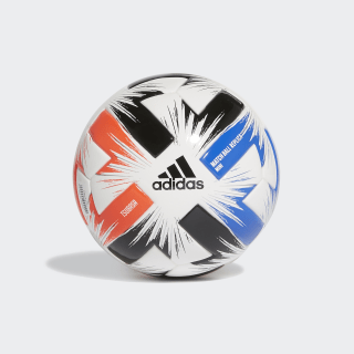 Tsubasa Mini Football White / Solar Red / Glory Blue / Black FR8364