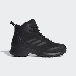 Ботинки Terrex Heron Mid CW CP core black / core black / grey four f17 AC7841