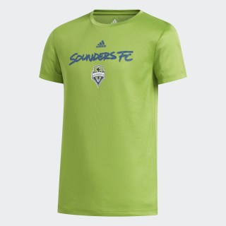 Y CLIMATCH SS T Mls-Ssf-S6s / Rave Green FQ8650