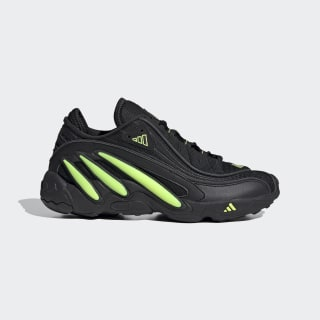 FYW 98 Schuh Core Black / Solar Yellow / Grey Six EG6827
