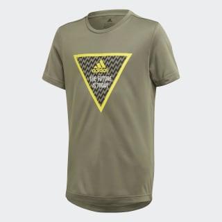 T-shirt XFG Legacy Green FM9940