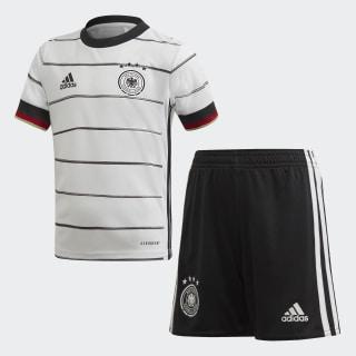 Duitsland Mini-Thuistenue White / Black FS7594