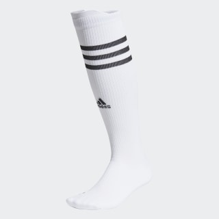 Alphaskin Compression Over-The-Calf Socken White / Black / Black FK0925