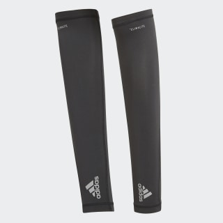 Climalite Armwärmer Black/Black/Reflective Silver BR0802