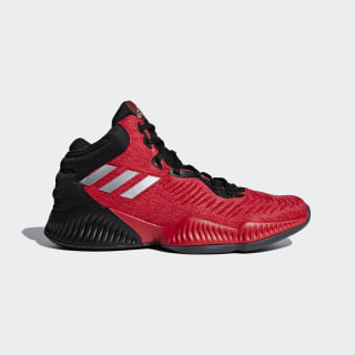 Mad Bounce 2018 Shoes Scarlet / Silver Metallic / Core Black AH2693