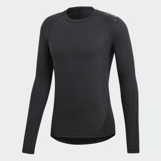 Alphaskin Sport Long-Sleeve Top Black CF7267