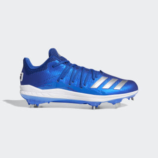 Afterburner 6.0 Speed Trap Cleats Collegiate Royal / Silver Metallic / Blue G27656