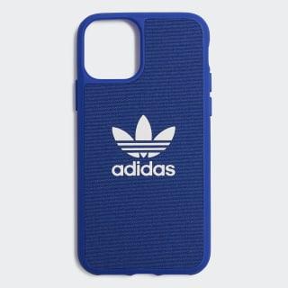 Adicolor Molded Snap Case iPhone 11 Pro Power Blue / White EV7849