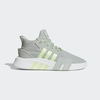 Scarpe EQT Bask ADV Ash Silver / Hi-Res Yellow / Cloud White BD7783
