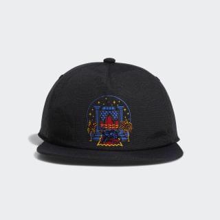 Yaia Altar Snapback Cap Black DU8301