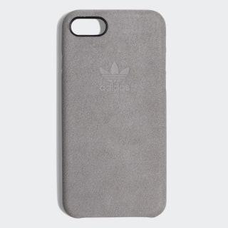 Funda iPhone 8 Slim Ultrasuede Black CK6192