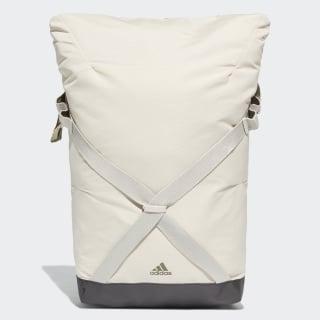 Mochila adidas Z.N.E. ID Raw White / Black / Raw Khaki DT5089