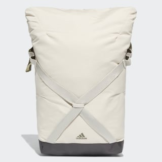 adidas Z.N.E. ID Backpack Raw White / Black / Raw Khaki DT5089