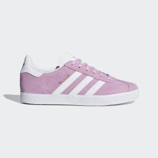 Gazelle Shoes Clear Lilac / Cloud White / Cloud White B41902