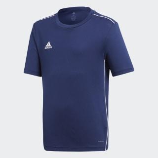 Koszulka treningowa Core 18 Dark Blue / White CV3494
