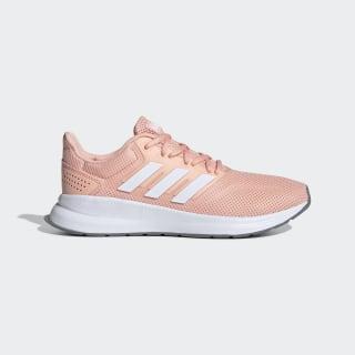 รองเท้า Runfalcon Glow Pink / Cloud White / Grey Three EE8165