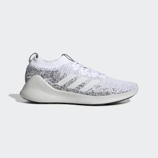Zapatillas Purebounce+ Cloud White / Cloud White / Carbon BC0834