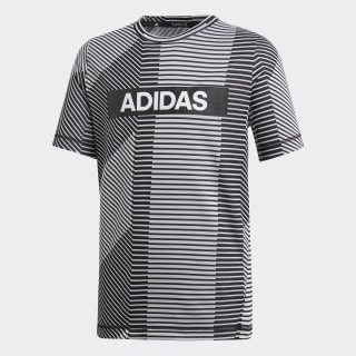 Branded T -shirt Grey /  Black DV1367