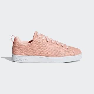 VS Advantage Clean Shoes Clear Orange / Cloud White / Dust Pink F34442