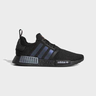 NMD_R1 Shoes Core Black / Solar Orange / Cloud White FV8025